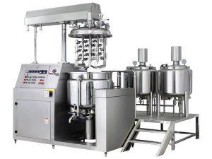 RX Vacuum Homogenizer Mixer